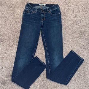Abercrombie kids 14 girls jeans skinny fit pants